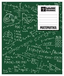 Matematikos sąsiuvinis su formulėmis, 32 lapų