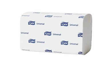 """Popieriniai rankšluosčiai-servetėlės """"Tork"""" Universal ZZ Soft, 266 lapelių"""