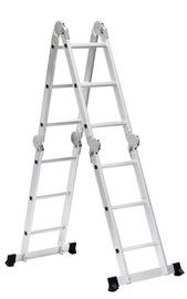 Multifunkcionālas kāpnes Vagner SDH BL-403B, 95-346cm