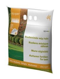 Rudeninės vejų trąšos Baltic Agro, 4 kg
