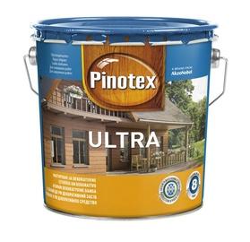 Puidukaitsevahend Pinotex Ultra, pihlakas, 3L