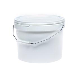 Plastikinis maistinis kibiras su dangčiu, 10 l