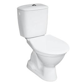 Tualetes pods WC Jika Norma, ar vertikālu noteku