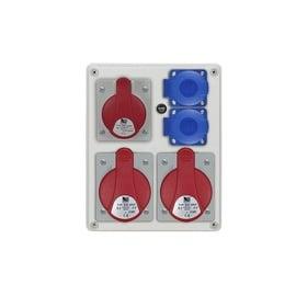 PANELIS R-BOX 240 16A 32A 230V B.1632-S (Pawbol)