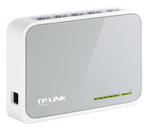Vidinio tinklo šakotuvas TP-LINK 5 Jung SF1005D