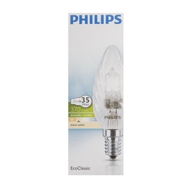 HALOGEENLAMP ECOCLASSIC30 28W E14BW35 CL