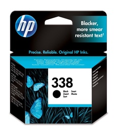 Spausdintuvų rašalas HP 338