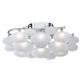 Griestu lampa Searchlight 8408-8CC CR 8x14W G4