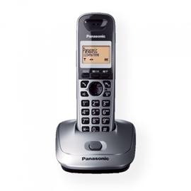 "Telefonas ""Panasonic"" KX-TG2511FXM, pilkas"