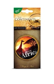 Autolõhn Natural Fresh The Continents Aafrika