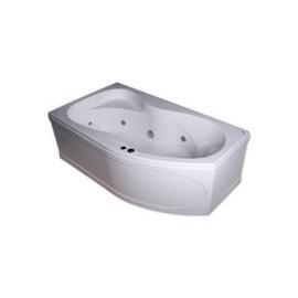 """Dešininė masažinė vonia """"Kyma"""" Neringa, 170 x 94 x 60 cm"""