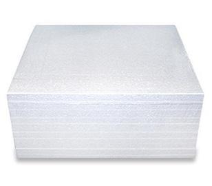 Polistireno putplastis EPS70, 100x500x1000 mm