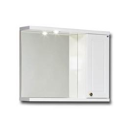 Vonios spintelė Raguvos baldai RETV74 su LED šviestuvu ir veidrodžiu