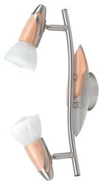 Kohtvalgusti Alinda-2 2x40W E14
