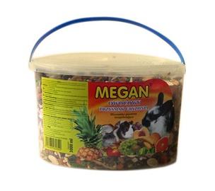 """Graužikų skanėstas """"Megan"""", su vaisiais"""