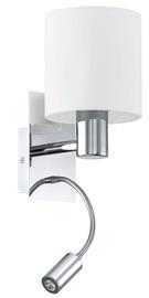 """Tvirtinamasis šviestuvas """"Eglo"""" 90925 Halva 1 x 40 W E27+LED"""