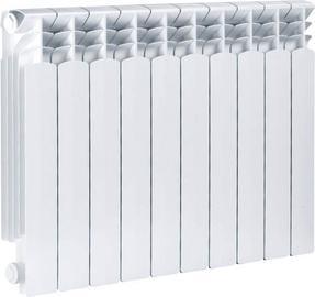 Aliuminio radiatorius Armatura Krakow – KFA G500F, 12 dalių