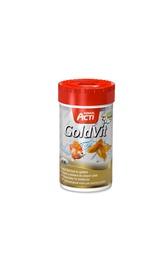 """Auksinių žuvyčių pašaras """"Aquael"""" Goldvit, 100 ml"""