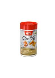 """Auksinių žuvyčių pašaras """"Aquael"""" Goldvit, 250 ml"""