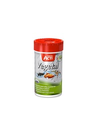 """Žuvų pašaras """"Aquael"""" Vegetal, 250 ml, su augalų baltymais"""