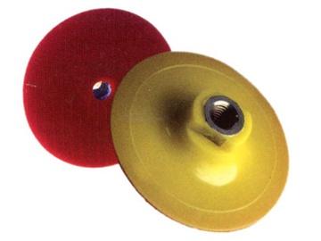 Lipnių šlifuojamųjų diskelių pagrindas, 125 mm