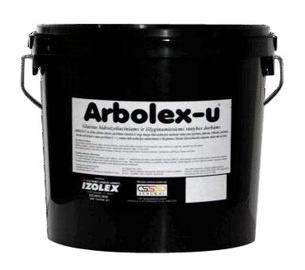 MASTIKA BITUMENA ARBOLEX - U 10 KG (IZOLEX)