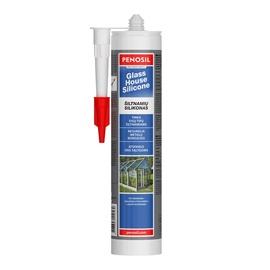 Neutralus stiklinimo hermetikas Penosil Greenhouse, 310 ml