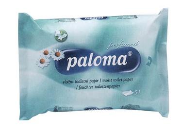 """Kosmetinės servetėlės """"Paloma"""", 2 sluoksnių, 100 lapelių"""