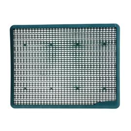 "Plastikinis durų kilimėlis ""Step On"", 43,5 x 56,5 cm"
