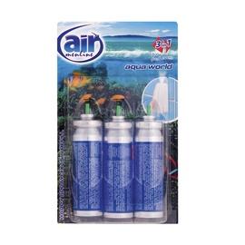 "Oro gaiviklis ""Happy Spray"" Air Menline Aqua, 3 x 15 ml"
