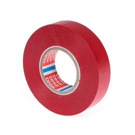 Isoleerteip Tesa PVC 33m x 19mm, punane