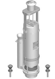 Dvigubas nuleidžiamasis mechanizmas TE4552 / I