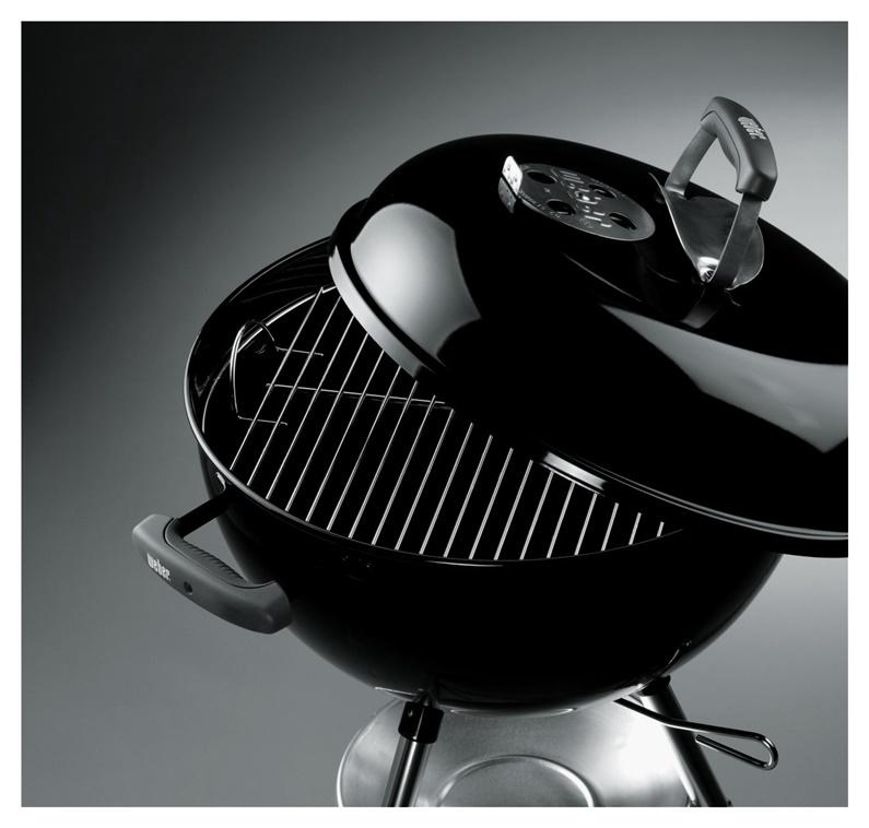 kepsnin weber one touch original 47 cm. Black Bedroom Furniture Sets. Home Design Ideas