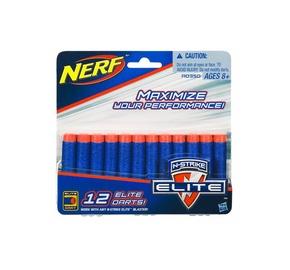 Žaislinės kulkos Nerf , 12 vnt