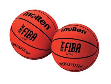 Basketbola bumba Molten MTR5  5. izmērs, 0.300 kg