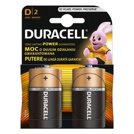 Elementas Duracell D / LR20