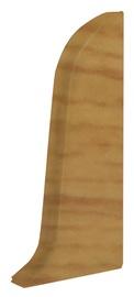 Grīdlīstes nobeigums P60-A 129, labais, dižskabārža krāsā