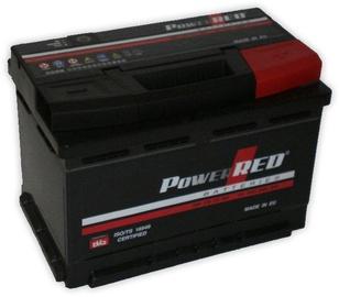 AUTOAKU POWER RED 60AH/540A 12V