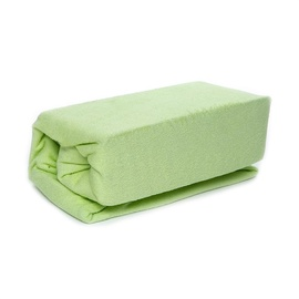 "Paklodė su guma ""Futura"", 160 x 200 cm, žalia"