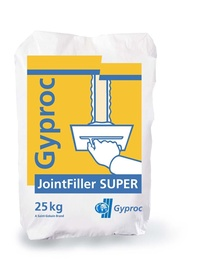 Glaistas Gyproc Super, 25 kg