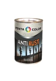 Pretkorozijas grunts krāsa Pentacolor Antirust, 0.9l, pelēka