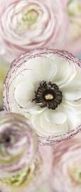 Fototapete ar ziediem, 0.92x2.20 m
