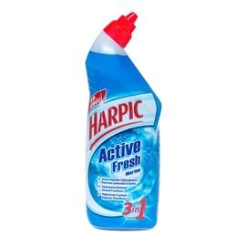 "Unitazų valiklis ""Harpic"" Active Fresh Marine"