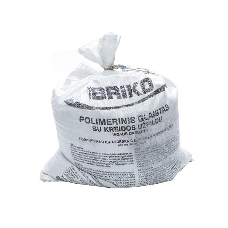 Glaistas Briko, su kreidos užpildu, 25 kg
