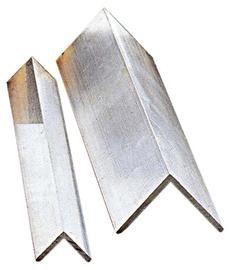 U-profiil 2x15x25mm/2m, alumiinium