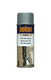Aerosoolvärv Belton 400 ml, alumiinium/tsink