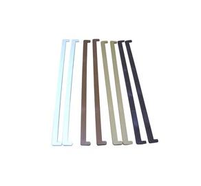 Baltas palangės antgalis Wuxi, 400 mm