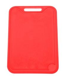 Lõikelaud 19x31 cm, punane