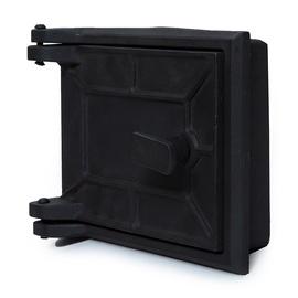 Durvis krāsns Metnetus 225x165mm