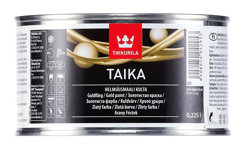 2e8230b8591 Pärlmuttervärv Taika, kuldne (KM) 0,225L. Tikkurila ...